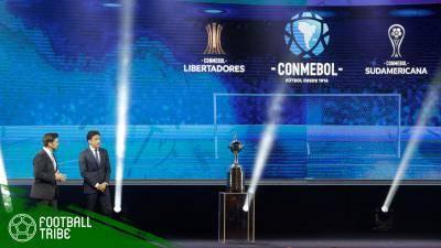 Genoa Tawarkan Diri Gelar Final Copa Libartadores