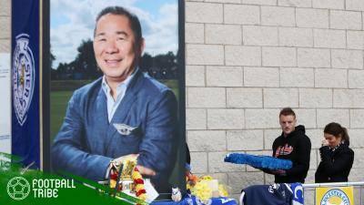 Leicester City, Berduka untuk Bangkit