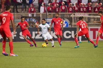Prediksi Piala AFF 2018, Singapura vs Indonesia : Laga Pertama adalah Kunci