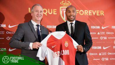 Thierry Henry dan Fantasi Liar Shawn Michaels