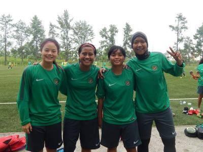 Rully Nere Geber Persiapan Timnas Putri di Kualifikasi Olimpiade Tokyo 2020
