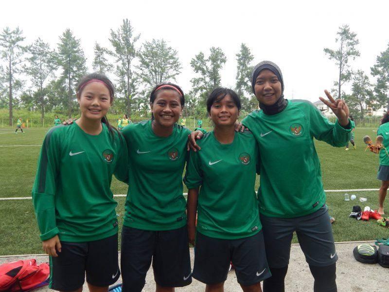 Asa Timnas Putri Indonesia di Kualifikasi Olimpiade Tokyo 2020  Football Tribe Indonesia
