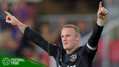 Rooney-Zlatan Raih Penghargaan di Amerika Serikat