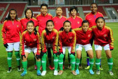 Asa Timnas Putri Indonesia di Kualifikasi Olimpiade Tokyo 2020