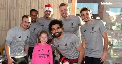 Sebuah 'Kado Natal' dari Mohamed Salah