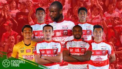 Sibuknya Madura United di Bursa Transfer 2019