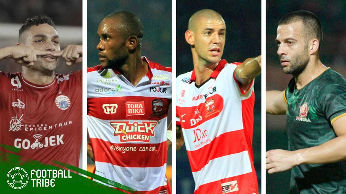 Bedah Materi Pemain Asing: Bali United, Madura United. Arema FC, dan PSM