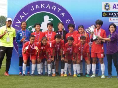 PSSI Ajak Klub Gelar Kembali Liga Wanita di 2019