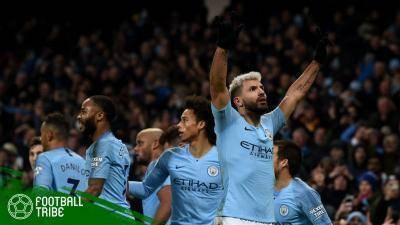 Keberuntungan Beruntun Manchester City