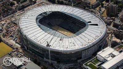 Tottenham Numpang di Wembley Sampai Maret