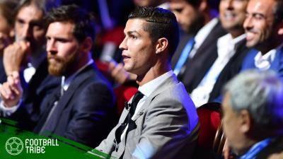 Standar Ganda 400 Gol Ronaldo dan Messi