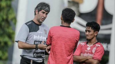 Awal Bagus Stefano Cugurra Bersama Bali United