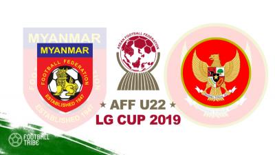Piala AFF U-22 2019: 5 Poin Penting Myanmar vs Indonesia