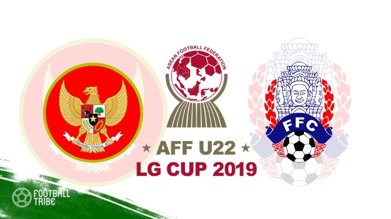 Piala AFF U-22 2019: 5 Poin Penting Indonesia vs Kamboja