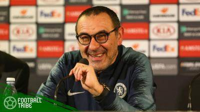 Maurizio Sarri dalam Tradisi Pemecatan Pelatih di Chelsea