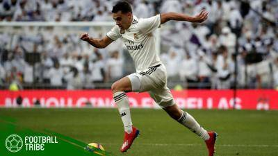 Sergio Reguilon, Suksesor Bek Kiri Legendaris di Real Madrid