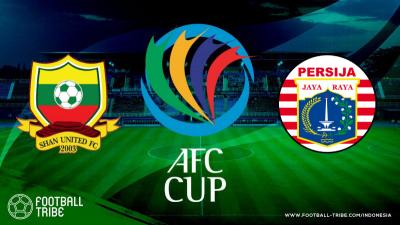 Piala AFC 2019: Persija Menjemput Poin Sempurna