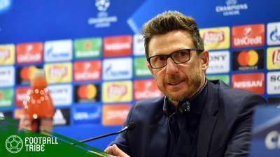 Catatan Kaki Eusebio Di Francesco