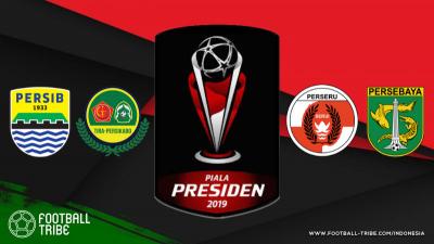 Piala Presiden 2019: Serba Pertama di Soreang