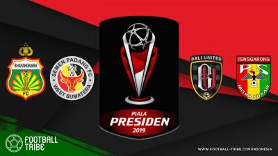 Grup B Piala Presiden 2019: Hujan Gol di Bekasi