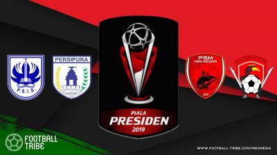 Grup C Piala Presiden 2019: Penutup Penuh Kejutan di Pekan Pertama