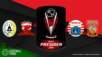 Grup D Piala Presiden 2019: Adu Skill di Maguwoharjo