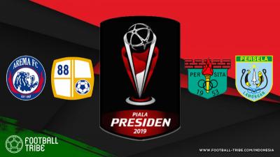 Grup E Piala Presiden 2019: Berkah di Babak Kedua