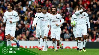 Nostalgia Masa Kejayaan Bersama Milan Glorie