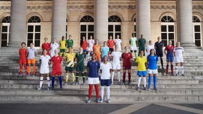 Duopoli Nike dan Adidas Berlanjut di Piala Dunia Wanita 2019