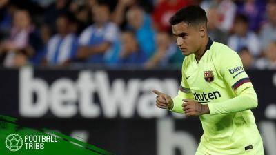 Performa Memprihatinkan Coutinho di Balik Pesta Barcelona