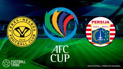Piala AFC 2019: Macan Kemayoran Takluk di Filipina
