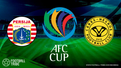 Piala AFC 2019: Ceres-Negros Berpesta Di Kandang Macan