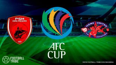 Piala AFC 2019: PSM Kian Dekat Untuk Lolos ke Fase Gugur