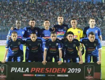 Arema FC: 2018 Hampir Degradasi, 2019 Dapat Trofi