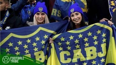 Bermain Bersama Legenda di Boca Juniors