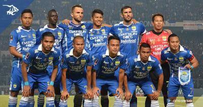 Nostalgia Skuat Juara Persib di Piala Presiden 2015