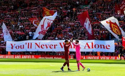 Liverpool Menanti Bedug Buka Puasa
