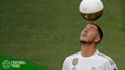 Sepak Bola Menyenangkan ala Eden Hazard
