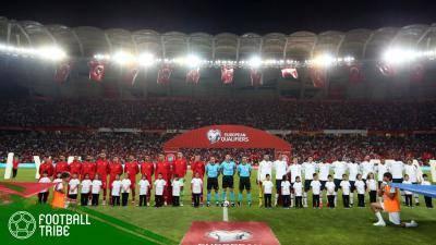 Rekap Kualifikasi Piala Eropa 2020: Matchday 3-4