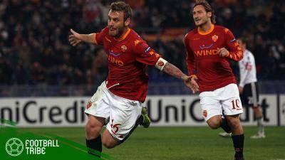 Totti dan De Rossi: Kisah Dua Pangeran yang Kehilangan Takhta