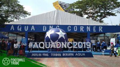 AQUA DNC 2019: Di Soemantri Tak Hanya Ada Sepak Bola