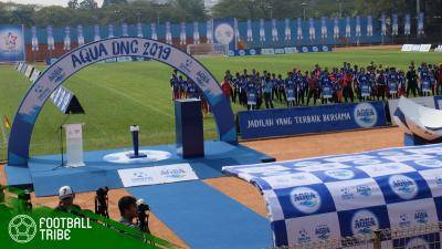 AQUA Danone Nations Cup 2019 Indonesia Masuki Babak Final