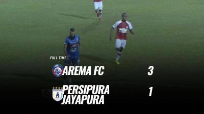 Arema FC: Tajam di Depan, Rapuh di Belakang