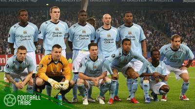 Masih Ingat Para Bintang Lawas Manchester City Ini?