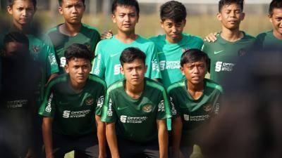 Inilah Skuat Indonesia di Piala AFF U-15