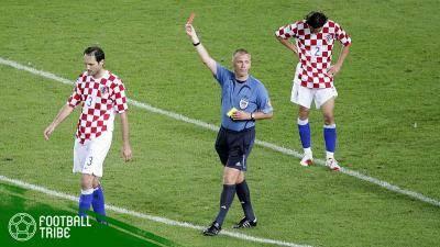 Berbagai Kesalahan Wasit di Sepak Bola Dunia