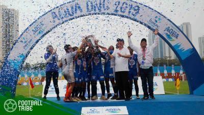 Piala AQUA DNC Masih Milik Wakil Ibu Kota