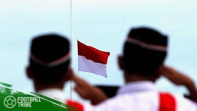 Formasi Kesebelasan Para Bapak Bangsa Indonesia
