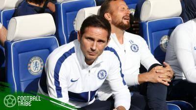 Ketika Lampard Butuh Waktu