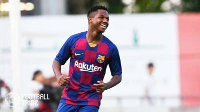 Ansu Fati dan Para Pencetak Gol Termuda Sepanjang Sejarah LaLiga